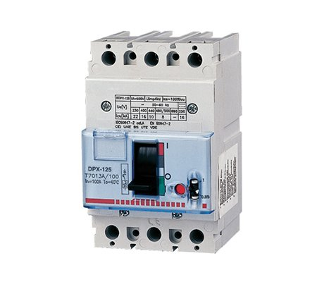 OPX Moulded Case Circuit Breaker (MCCB)