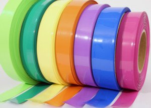 PVC Heat shrinkable sleeve