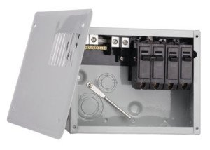MDGT circuit breaker panel