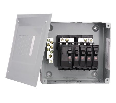 MGPD circuit breaker panel