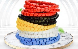 OPPDER Spiral Wrapping Bands 6mm